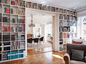 Diy, Built, In, Wall, Bookshelves, Diy, Built, In, Wall, Bookshelves, Design, Ideas, And, Photos