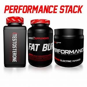 Fat Burner  Testosterone Booster And Pre Workout Powder For Men Performance