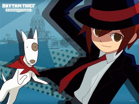 phantom   fondue wallpaper rhythm thief wallpaper