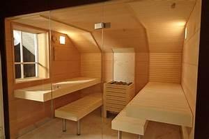 Sauna Mit Glasfront : sauna mit 3 teiliger glasfront erdmann sauna ~ Articles-book.com Haus und Dekorationen