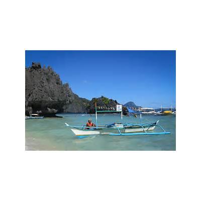 Bacuit Bay och båtturerna A B C - Ladies Abroad