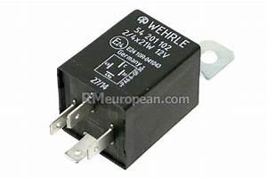 Porsche Wehrle Turn Signal   Hazard Flasher Relay  4 Pin