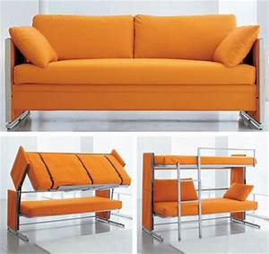 magic the couch that turns into a bunk bed With sofa turns into double bed