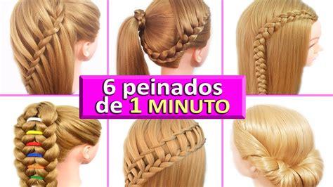 peinados  la escuela faciles  rapidos  trenzas casuales  cabello largo youtube