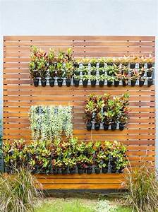 wie sie mit einem vertikalen garten jede flache With französischer balkon mit pflanzen für vertikale gärten