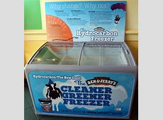First Greenfreeze ClimateSafe Freezer Launches in the