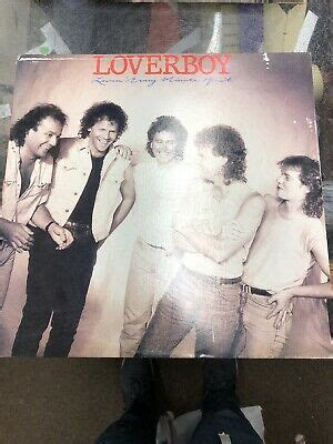In canada, the song peaked at #11. Loverboy Lovin Every Minute Of It Original Vinyl Record LP ...