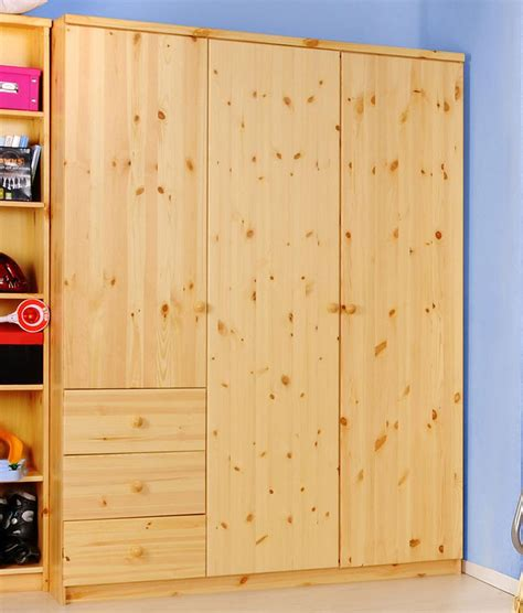kleiderschrank massivholz kiefer massivholz kleiderschrank kiefer massiv 187 preissuchmaschine de
