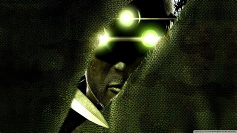 .these wallpapers are free download for pc, laptop, iphone, android phone and ipad desktop. Splinter Cell Chaos Theory Wallpaper ·① WallpaperTag