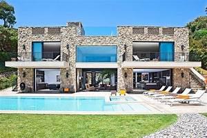 105 idees pour amenagement de piscine de jardin moderne With beautiful jardin et piscine design 3 creer un jardin avec des cactus et des palmiers