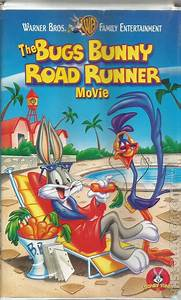 the bugs bunny road runner vhscollector