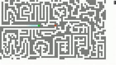 Maze Algorithm Mp4 Dijkstra Solving Link Reddit