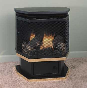 ventless  standing gas heater  blower comfort