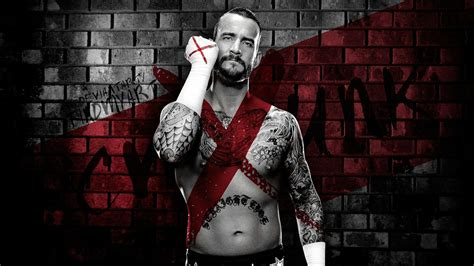 Hd Wallpapers Of Cm Punk 2016