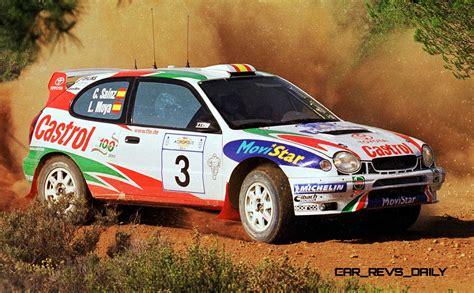 rally truck racing toyota rally racing hall of fame 101 amazing and rare