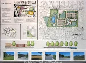 Architectural Presentation Board Site Analysis