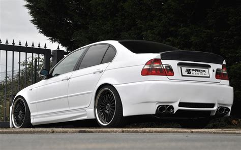 Design Bmw by Prior Design Bmw 3 Series E46 M3 More And Stable