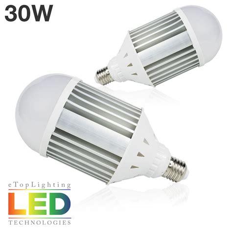 bright 30w 5500k led energy saving bulb e26 corn