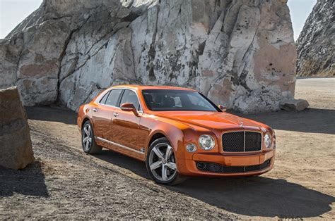 2015 Bentley Mulsanne Reviews And Rating