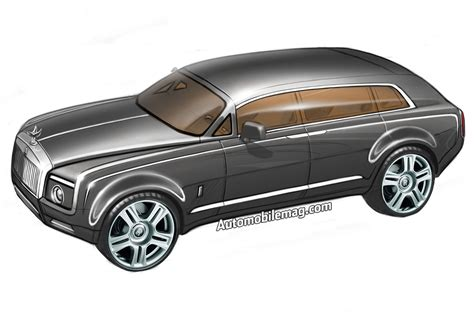 rolls royce suv deep dive rolls royce suv to become reality