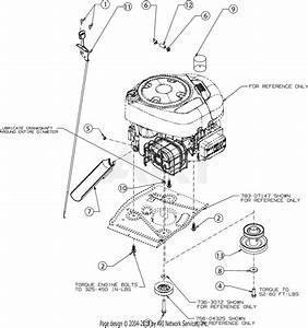 Troy Bilt 13ac21jd011 Tb30r Hydro  2017  Parts Diagram For