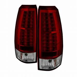Spyder Auto Chevy Avalanche 07-13 Led Tail Lights