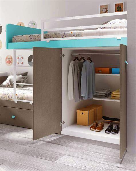 lit superpose avec bureau lit superpos 233 avec bureau pour la chambre enfant glicerio so nuit