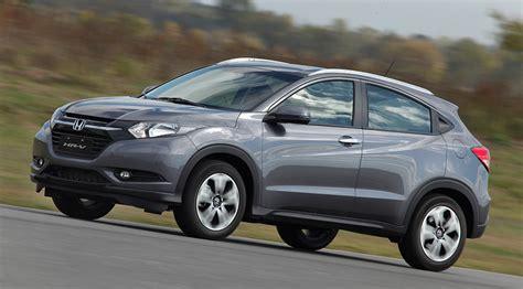 Hr-v, Nuevo Fit, Civic Y Cr-v, Las Novedades De Honda Para