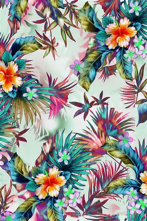 painting flower design digital print 2 blisse design studio