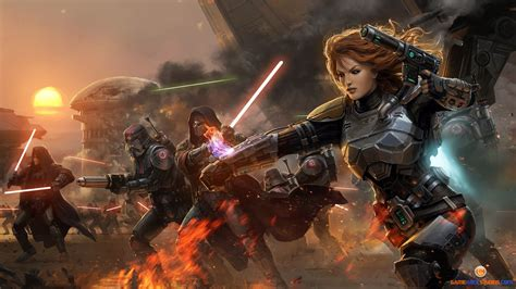 star wars   republic play  mmo