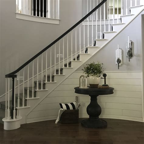 buyer house how to shiplap a curved wall fancypants co