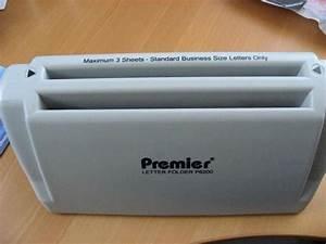 faltmaschine letter folder buromaschinen burogerate With premier letter folder p6200