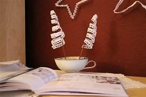 Dekorationsvorschläge Für Weihnachten : deko liebe und zwei diy ideen mit spitze handmade kultur ~ Lizthompson.info Haus und Dekorationen