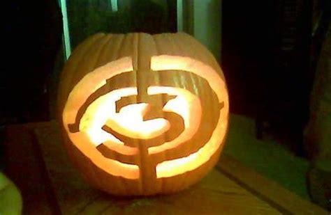 creative video game inspired pumpkin carvings