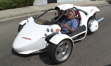 Jay Leno Checks Out Campagna's Latest T-rex