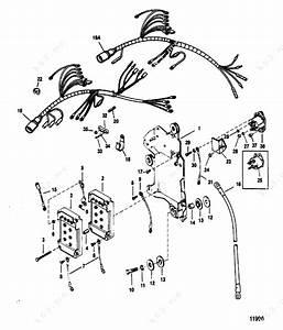 mercury mariner xr 6 wiring harness starter solenoid With wiring harness starter solenoid and rectifier for mariner mercury