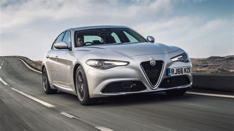 Alfa Romeo Giulia Review Diesel Saloon Tested  Top Gear