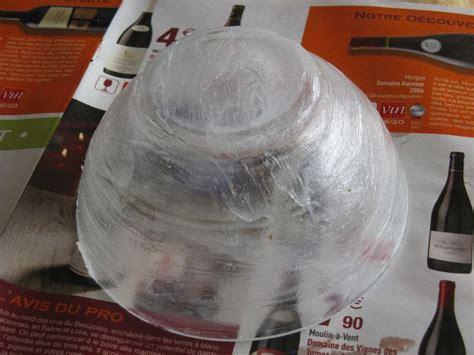 le en papier mache bols en papier m 226 ch 233 vive les loisirs cr 233 atifs libres