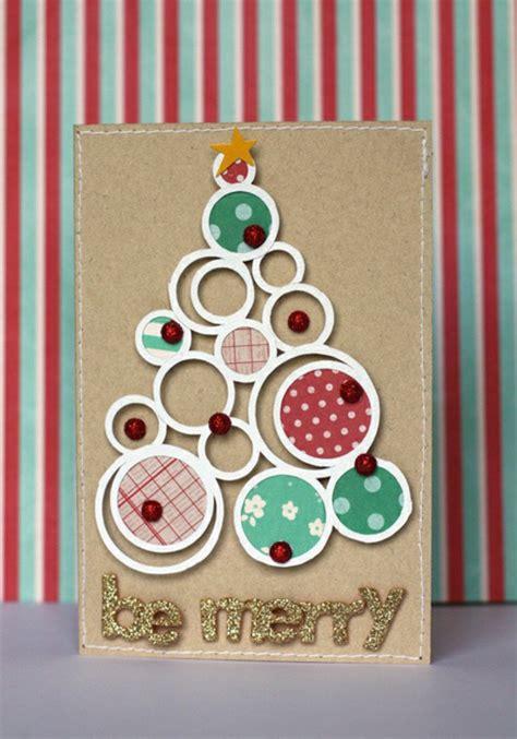 idees de cartes joyeux noel  offrir  vos proches