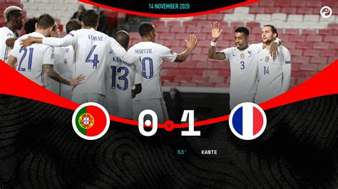 Portugal 0-1 France: Five things learned as Martial misses ...