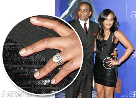 video bobbi kristina is engaged to her brother and they