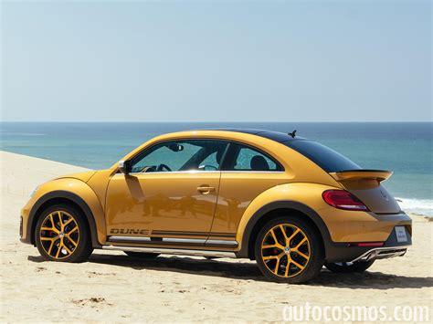 volkswagen beetle dune llega  mexico en  pesos