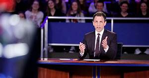 Seth Meyers Takes 'Late Night' Live as Convention Coverage ...
