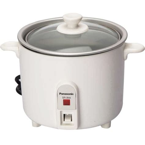 Electric Rice Cooker, PANASONIC ELECTRIC RICE COOKER SR 03NA