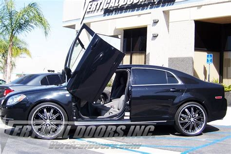 Chevy Malibu Vertical Doors Lambo Kit Bolt