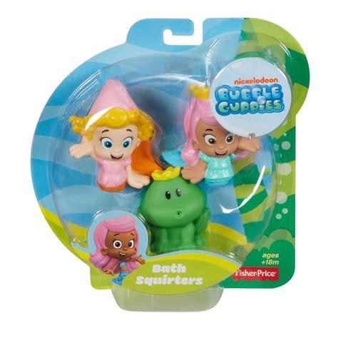 bubble guppies bath squirters assortment 163 10 00