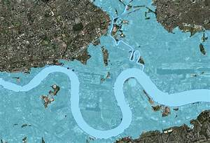 Thames Barrier  U0026 39 Saved London U0026 39  Following Biggest Tide In 60
