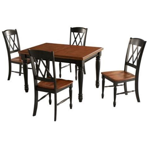 Dining Room Table 30 Inches Wide by Home Styles 5008 308 Monarch Rectangular Dining Table And