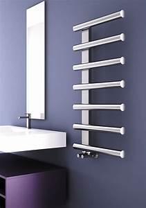 Radiateur Double Coeur De Chauffe : ivor radiateur inox s che serviettes design p1919 ~ Dailycaller-alerts.com Idées de Décoration