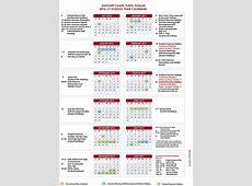 Gwinnett County School Calendar 201617